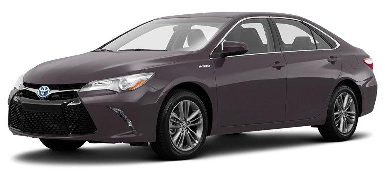 2017 Toyota Camry Hybrid Hybrid SE, CVT (SE), Predawn Gray Mica 71v+H4d5eEL._UY560_